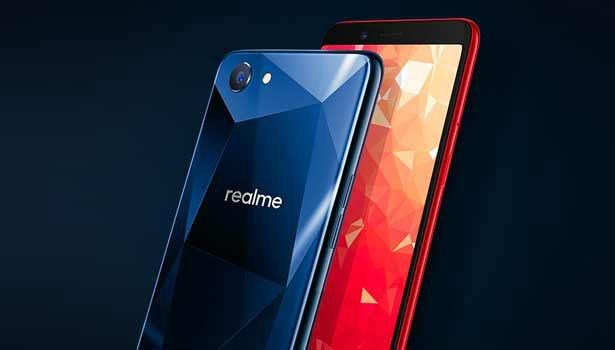 Oppo Realme 1 Colors