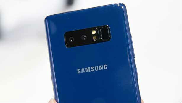 Samsung Phone Pic