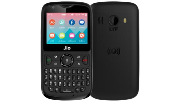 Jiophone 2 Black