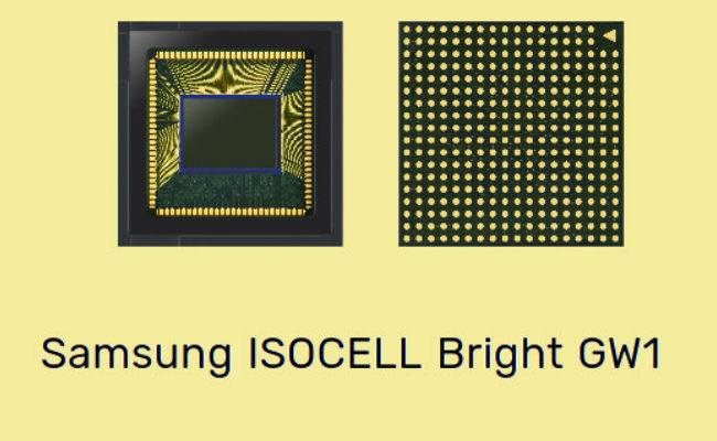 Samsung ISOCELL Bright GW1